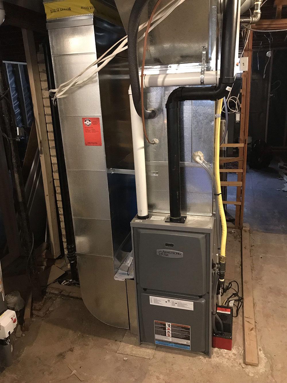 wascana furnace