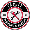 Family Plumbing and Heating Logo